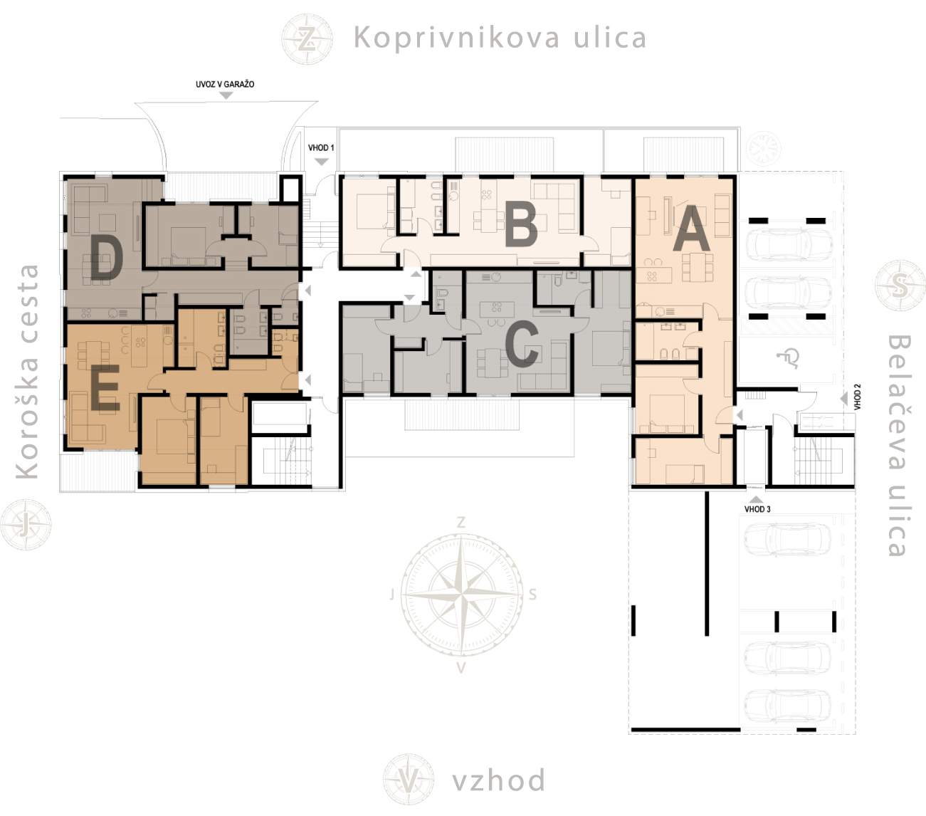 1. Nadstropje